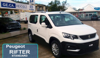 NUOVO PEUGEOT RIFTER
