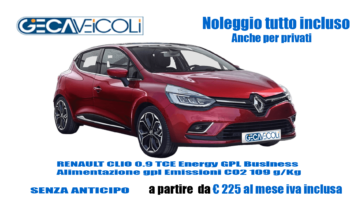 RENAULT CLIO 0.9 TCE Energy GPL Business